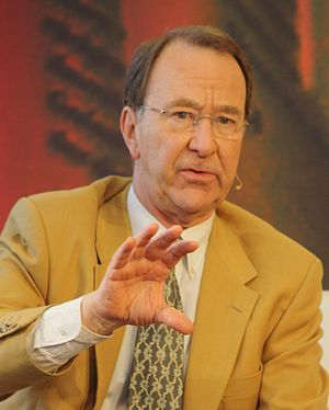 Ian Kershaw - Kershaw at the 2012 Leipzig Book Fair