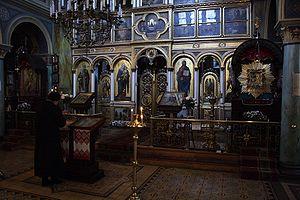 Львов правослоаная церковь георгия