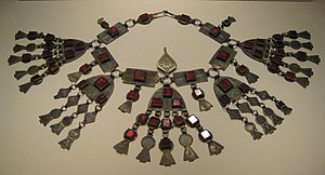 Maghreb - Maghreb head ornament (Morocco)