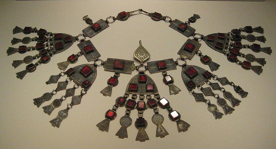 Ida Ou Nadif head ornament (19th century)