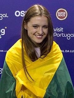 Ieva Zasimauskaitė Lithuanian singer