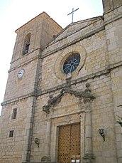 Iglesia parroquial de Santa María, Cornudella de Montsant (1599-1626)