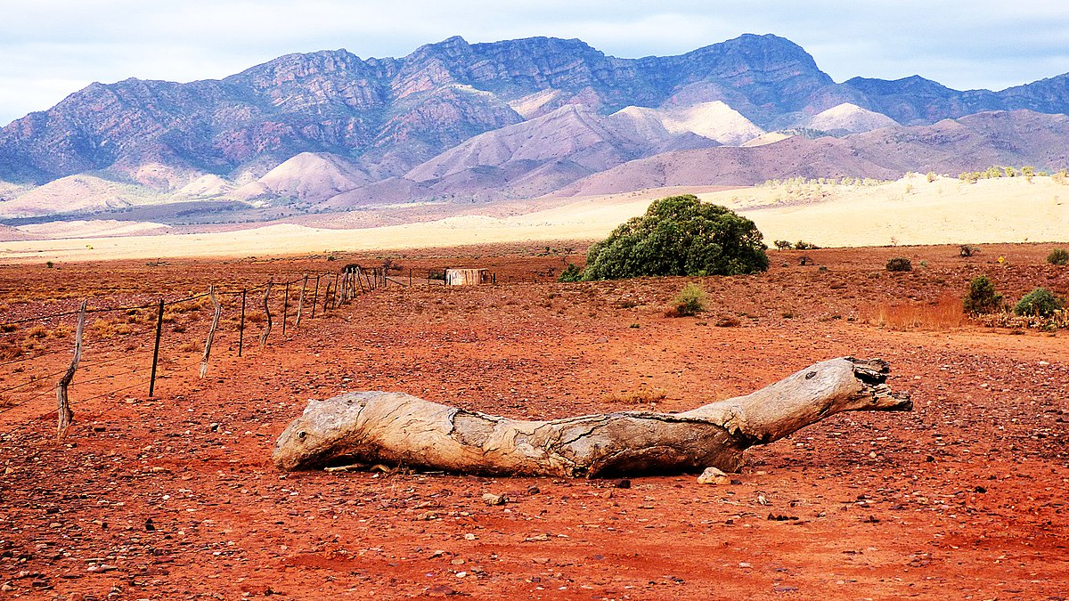 Flinders Ranges South Australia Wikipedia