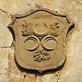 Il Boschetto - Main Entrance - via di Soffiano - Keeper House - Escutcheon.jpg