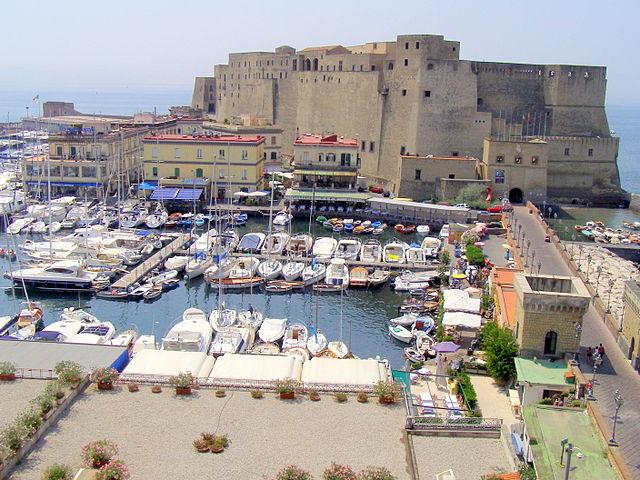 Castel dell'Ovo_4