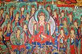 Illustration of the Avatamsaka Sutra at Songgwangsa temple in Suncheon, Korea 01.jpg