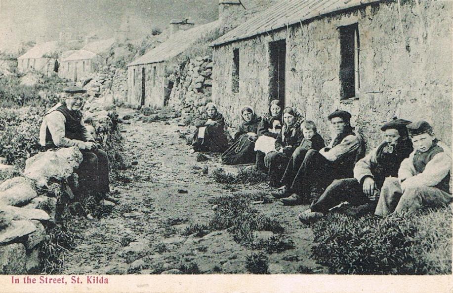 In the Street, St. Kilda