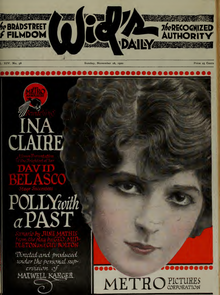 Ina Claire in Polly with a Past Film Daily 1920.png