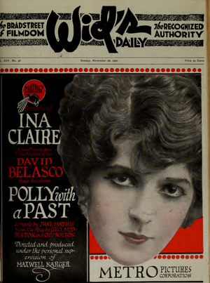 Polly with a Past - Advertisement