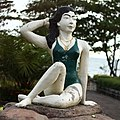 Independence beach. Sculpture in the park.jpg