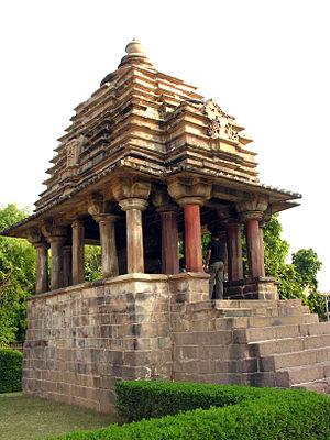 Varaha Temple, Khajuraho - Varaha temple at Khajuraho