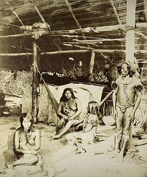 Ticuna - Image: Indios amazonas 1865 00