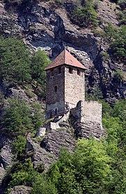 Innerjuvalt oberhalb Rothenbrunnen