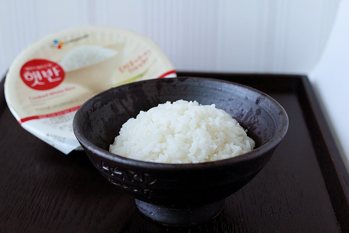 how to make rice in microwave oven