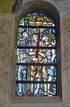 interieur gebrandschilderd venster, glas-in loodraam - ottersum - 20331552 - rce