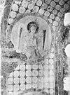 interieur wandschildering xiii eeuw - deventer - 20054935 - rce
