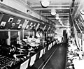 Interior of Defense Train Exhibit, Washington D.C., November 10, 1941 (34758078555).jpg