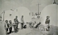 Inuit Villagers in California Midwinter Fair Eskimo Village.png
