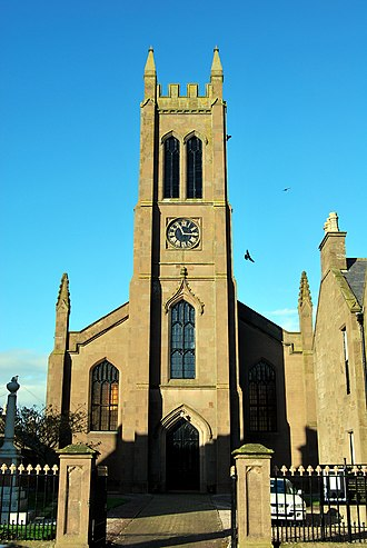 Inverbervie - Bervie Church