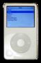 5ª geração iPod.