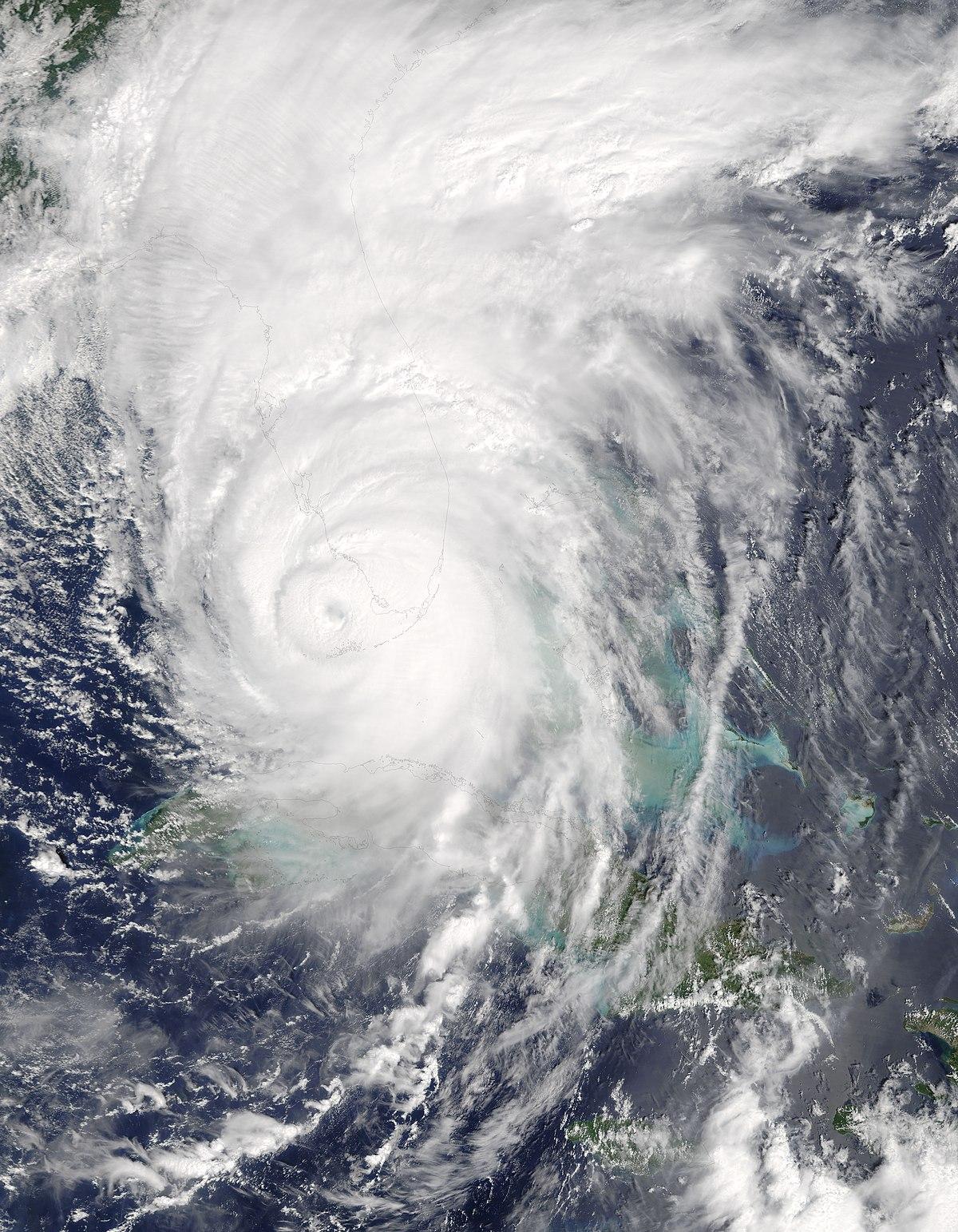 Effects of Hurricane I...