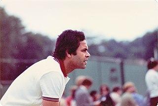 Ismail El Shafei Egyptian tennis player