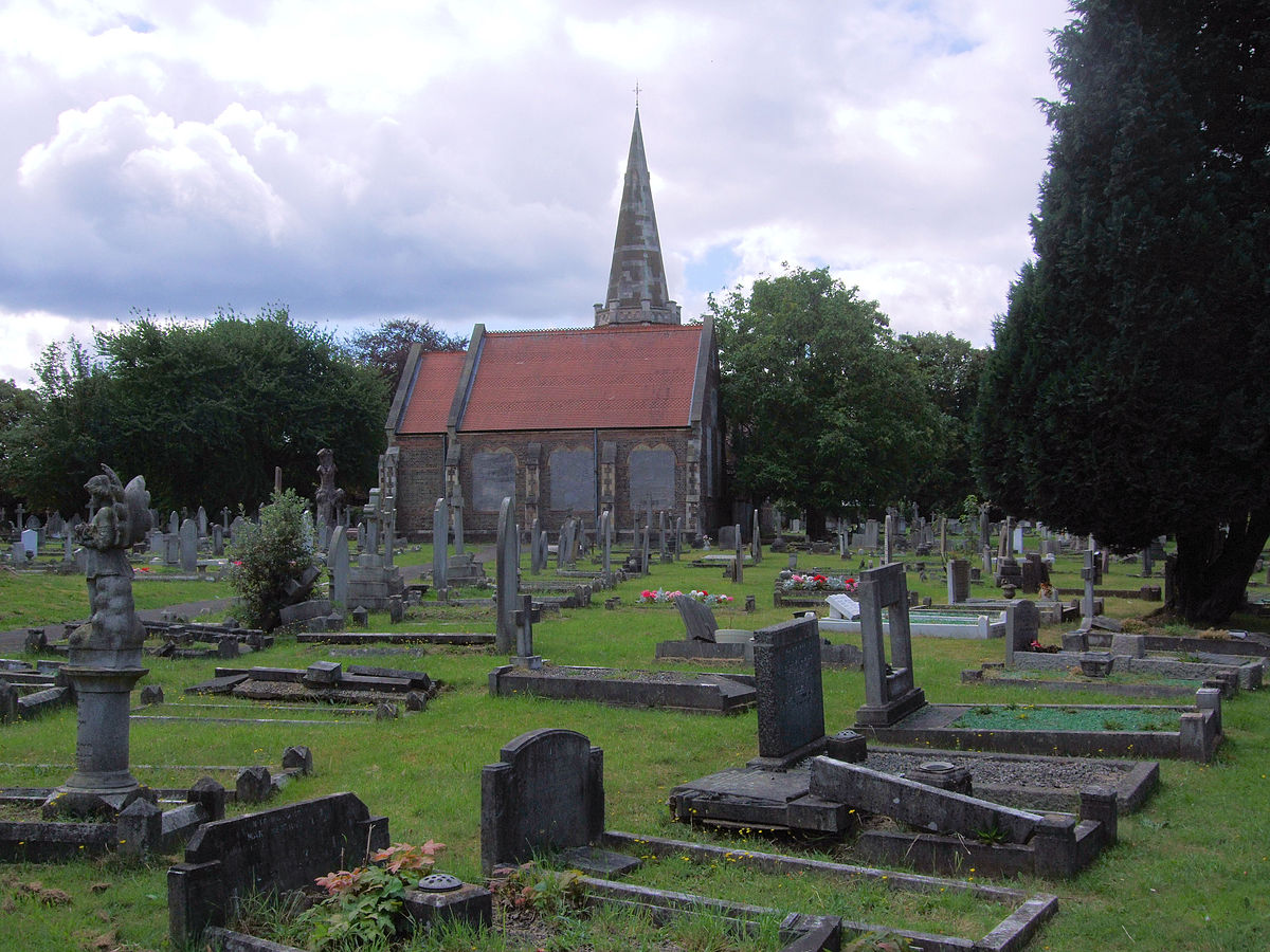 Isleworth Cemetery - Wikipedia