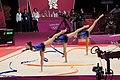 Israel Rhythmic gymnastics at the 2012 Summer Olympics (7915087810).jpg