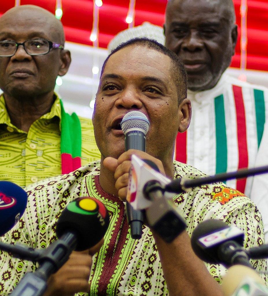 Ghanaians Shouldn't Trust NPP And NDC, Ivor Greenstreet. 9