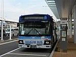 Iwakuni Bus at Iwakuni Kintaikyou Airport.jpg
