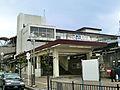 JR Ibaraki Station East Entrance.JPG