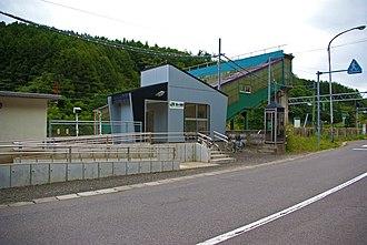 Tsurugasaka Station - Tsurugasaka Station in September 2009