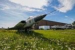 J 35 Draken, MiG-17 Fresco, Czech Air Force Museum, Prague-Kbely Airbase (29194452416).jpg