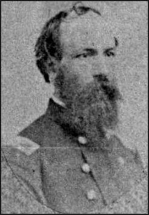 John W. Fuller - Fuller as a Union colonel