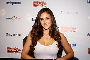 300px Jaclyn Swedberg Playboy Miss April 2011 Playmate of The Year: Raquel Pamplun