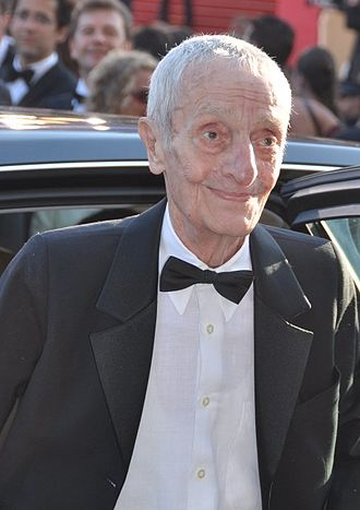 Jacques Herlin - Herlin at the 2010 Cannes Film Festival