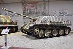 Jagdpanther '23 red' – Patriot Museum, Kubinka (37583220904).jpg