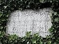 Jakob-Probst-Platz. Einweihung 1980. Gedenktafel vor dem Gemeindezentrum in Reigoldswil für Jakob Probst (1880–1966) Bildhauer.jpg