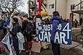 Jamar Clark Community Gathering - March 30, 2016 at Minneapolis Police 4th precinct (26076117901).jpg