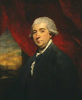 Sir Joshua Reynolds Portrait of James Boswell 1785