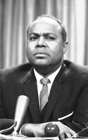 James Farmer - Farmer in 1964