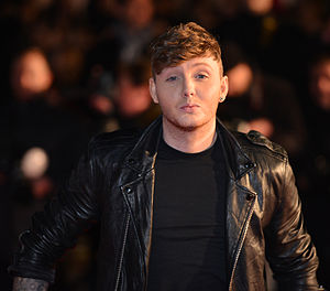 James Arthur - Arthur at the NRJ Music Awards 2014