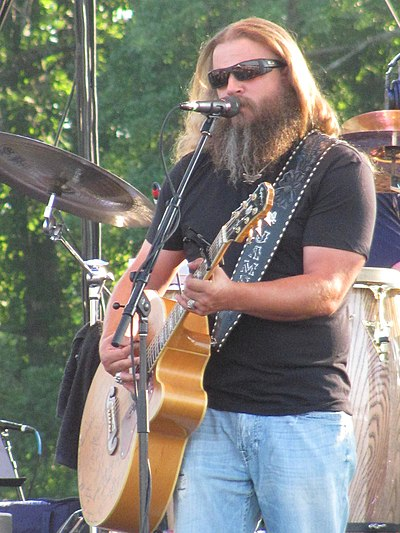 Picture of a band or musician: Jamey Johnson