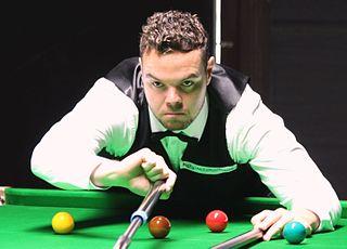 Jamie Cope English snooker player