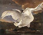 Jan Asselijn - The Threatened Swan - WGA01030.jpg