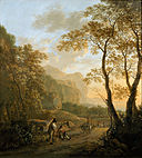 Jan Both - Landscape with Resting Travellers and Oxcart - Google Art Project.jpg