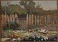 Jan Stanisławski - Village garden - MP 1374 MNW - National Museum in Warsaw.jpg