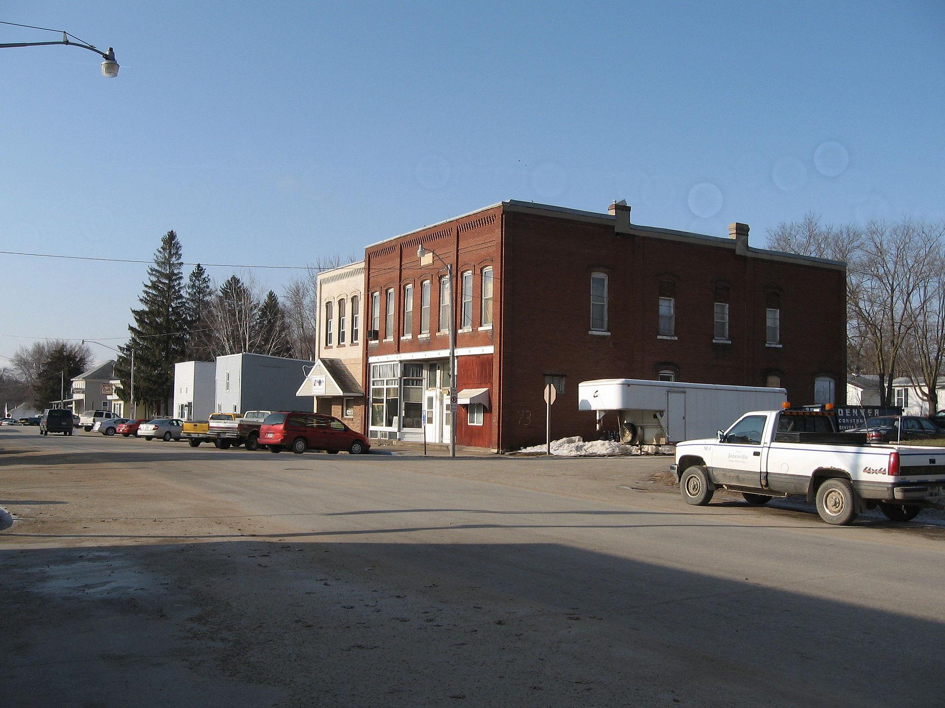 Px Janesville Iowa