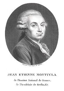 Description de l'image Jean-Étienne Montucla.jpg.
