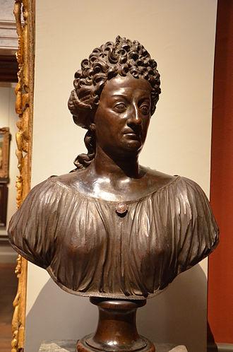 Jean-Baptiste Théodon - Christina, Queen of Sweden